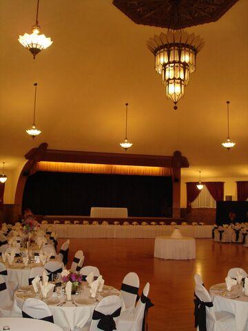 Chandelier ballroom hartford wi gallery mozeypictures Gallery