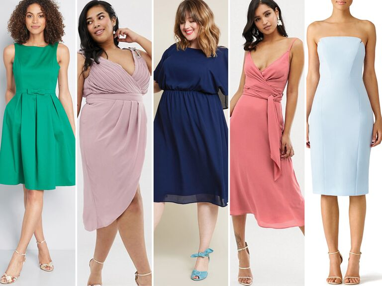 3c712f7067ed 55 Affordable Bridesmaid Dresses That Don't Look Cheap