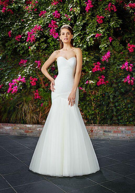 Moonlight Tango T768 Mermaid Wedding Dress