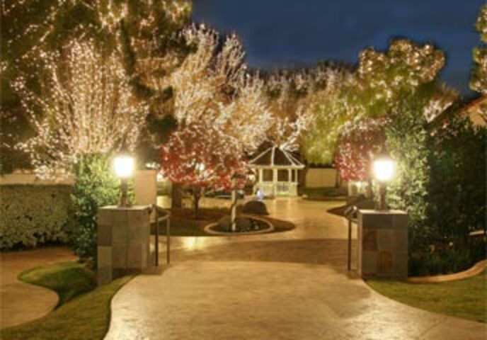 Wedding reception venues in las vegas nv the knot sunset gardens junglespirit Image collections
