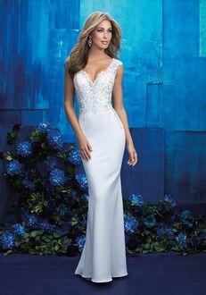 Allure Bridals 9417 Sheath Wedding Dress