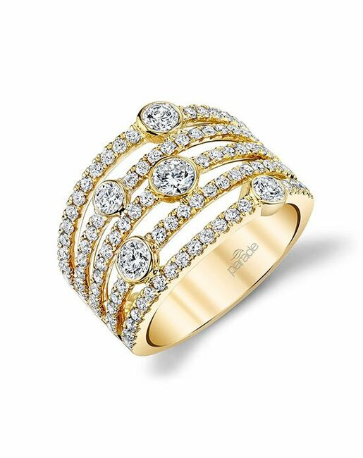 Parade Designs BD3632A from the Lumiere Collection Wedding Rings photo