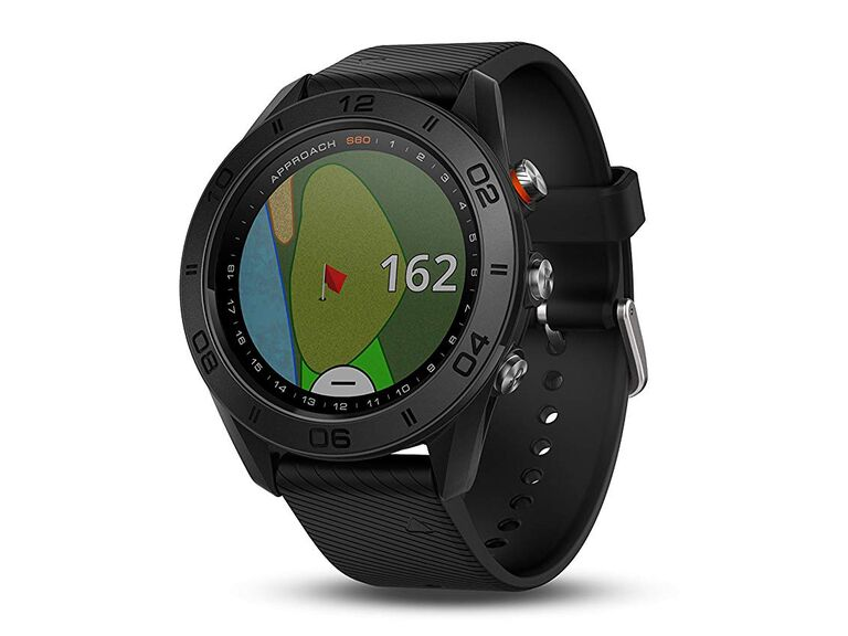 GPS golf watch 5 year anniversary gift for him