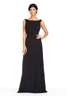 Bari Jay Bridesmaids 1818 Bateau Bridesmaid Dress