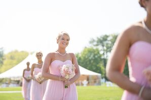 Donna Morgan Stephanie Bridesmaid Dress