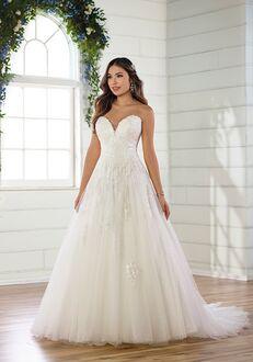 Essense of Australia D2956 Ball Gown Wedding Dress