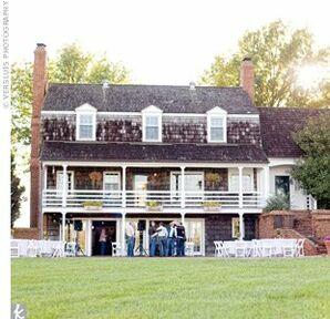 Rustic Barn Ceremony Venue