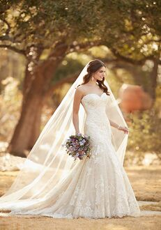 Essense of Australia D2556 Wedding Dress