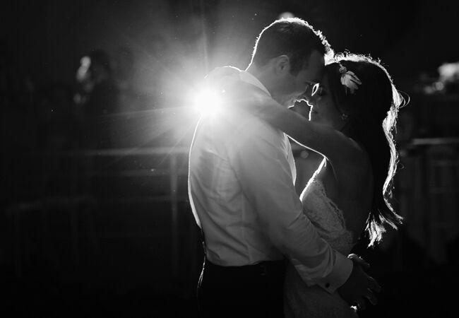 Photo: Amanda Donaho Photography // Feature: The Knot Blog