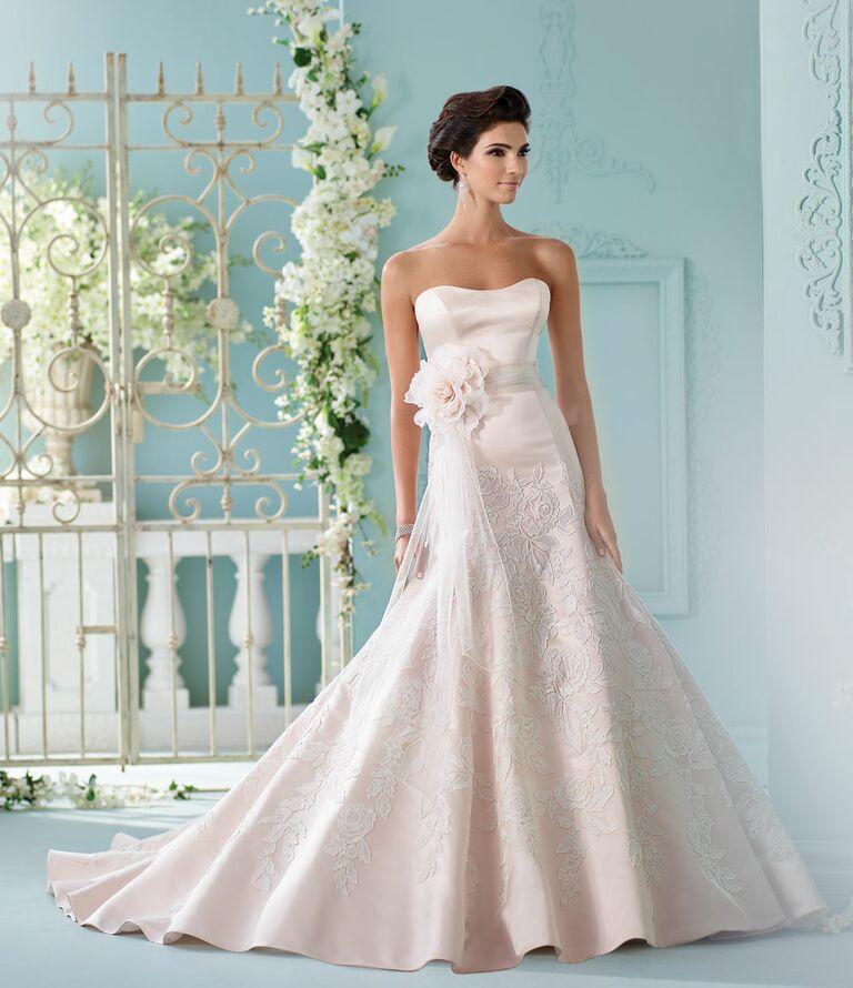 David S Bridal Wedding Gowns: David Tutera Spring 2017 Collection: Bridal Fashion Week