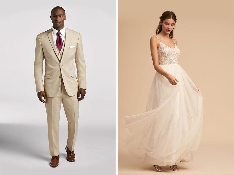 df9210443 Wedding Dress and Tuxedo Combos