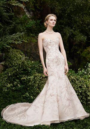 Casablanca Bridal 2246 Rosemary Mermaid Wedding Dress