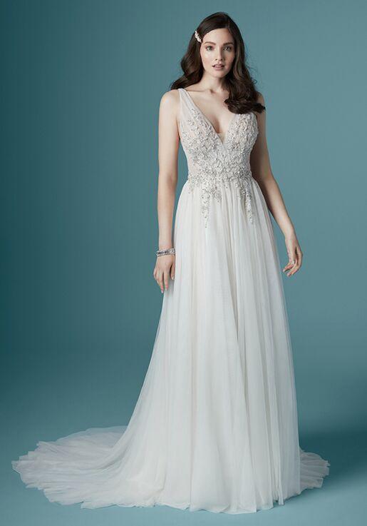 Maggie Sottero MELETTA A-Line Wedding Dress