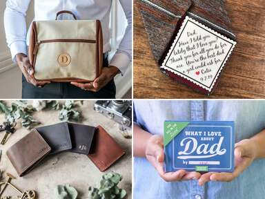 Wedding gifts for dads