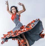 "Pasadena, CA Flamenco Dancer | Jessica Pacheco ""Flamenco Tropical"""
