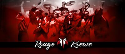 Rouge Krewe Party Band