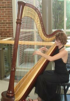 Kirsten Carrell- Harpist for all Occasions