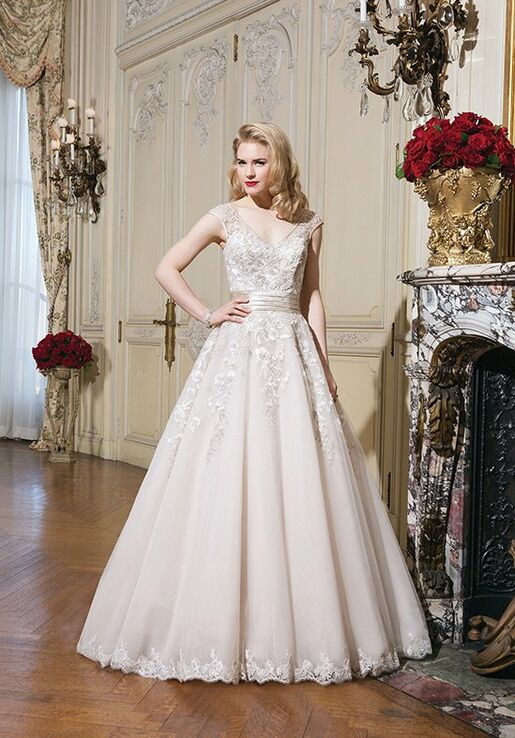 Justin Alexander 8760 Wedding Dress - The Knot