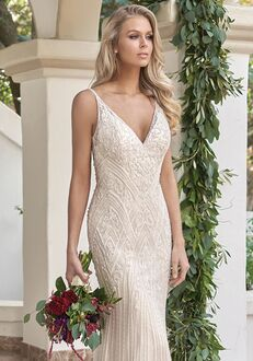 Jasmine Couture T202059 Mermaid Wedding Dress