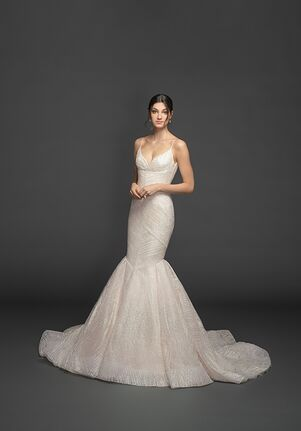 Lazaro Marilla/3956 Mermaid Wedding Dress