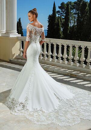 Justin Alexander 88114 Mermaid Wedding Dress