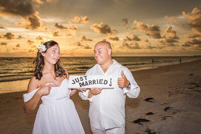 A Beautiful Wedding In Florida