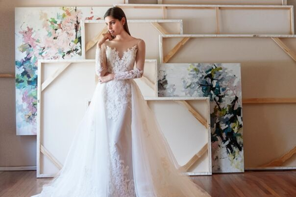 Bridal salons in austin tx the knot for Wedding dress cleaning austin
