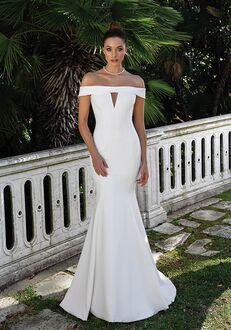 Justin Alexander 88115 Mermaid Wedding Dress