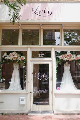Lovely Bride Philadelphia Philadelphia PA - Wedding Dress Shops Philadelphia