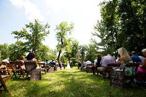 Heritage Park Wedding Ceremony