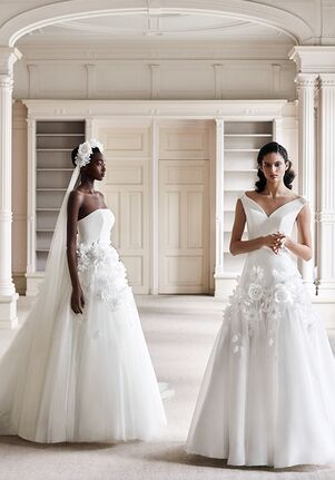 Viktor&Rolf Mariage FLOWERBOMB DEW Ball Gown Wedding Dress