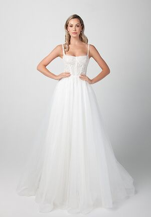 Michelle Roth for Kleinfeld Ashford Wedding Dress