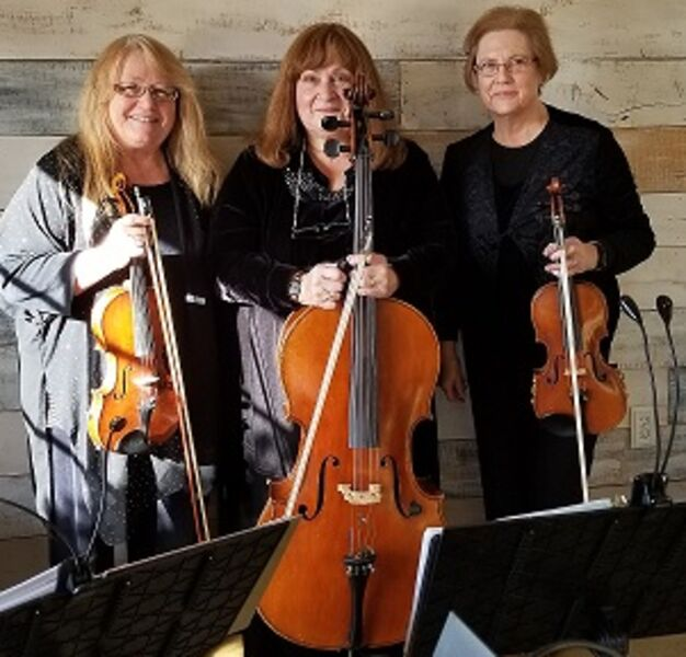 Trio at Big Sky Barn