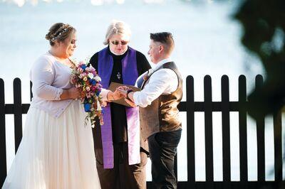 Ceremonies & Passages/Rev. Jerrie Hildebrand