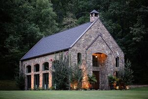 Wedding reception venues in little rock ar the knot st johns chapel by the creek junglespirit Image collections