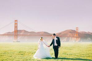 Golden Gate Bridge Photo Shoot