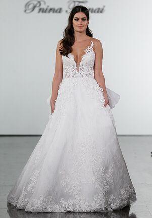 Pnina Tornai for Kleinfeld 4725 A-Line Wedding Dress