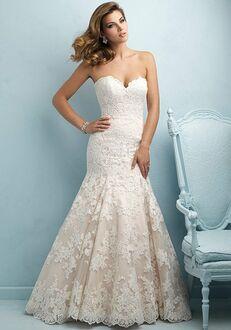 Allure Bridals 9215 Mermaid Wedding Dress