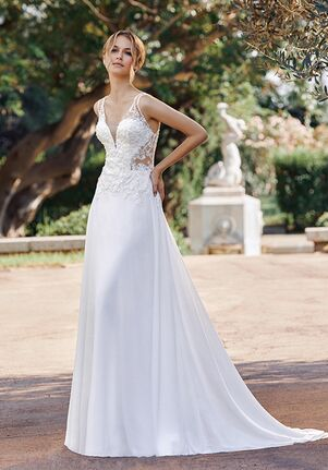 Sincerity Bridal 44131 A-Line Wedding Dress