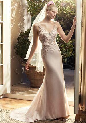 Casablanca Bridal 2209 Sheath Wedding Dress