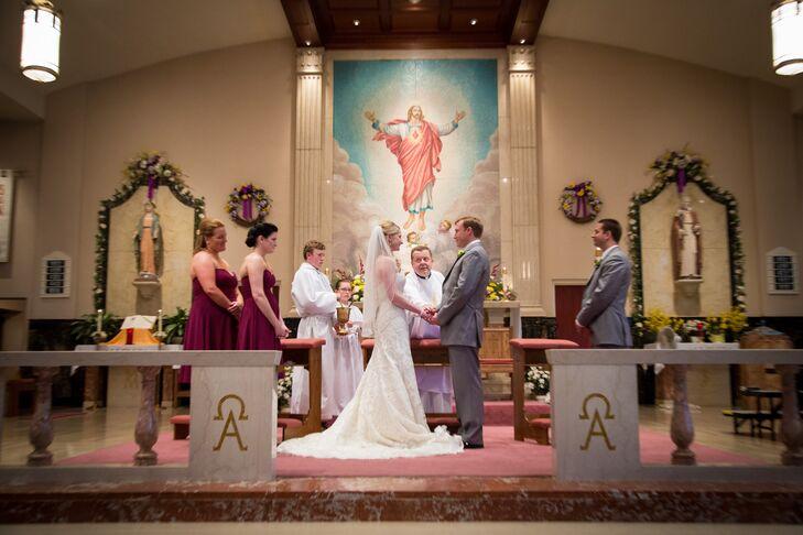 St  Thomas Aquinas Church Wedding