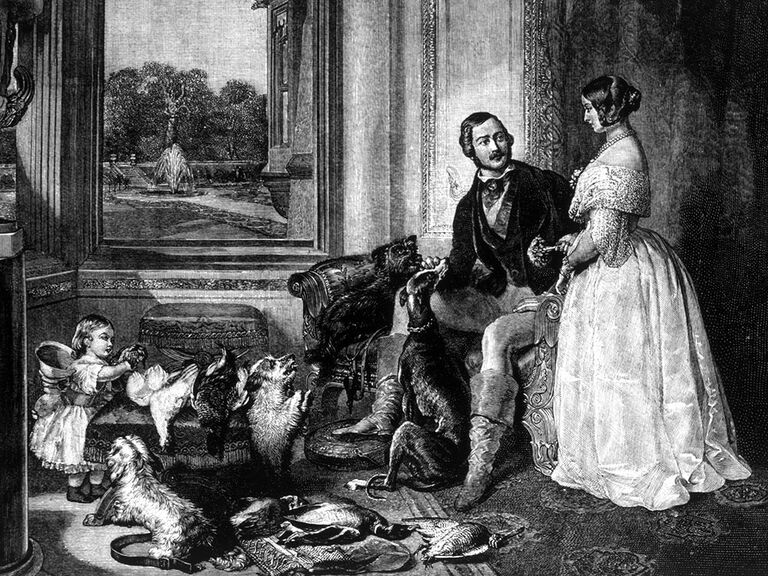 Queen Victoria and Prince Albert famous couples in history