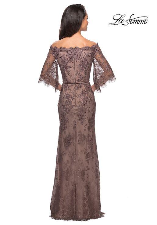 c2a24737066c La Femme Evening 25317 Mother Of The Bride Dress | The Knot