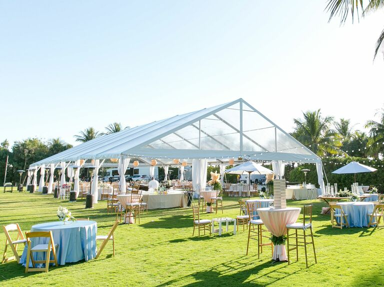 Tent Wedding Tips 6 Tips For Outdoor Weddings And Tent
