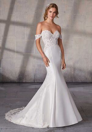 Morilee by Madeline Gardner Selena 2131 Mermaid Wedding Dress