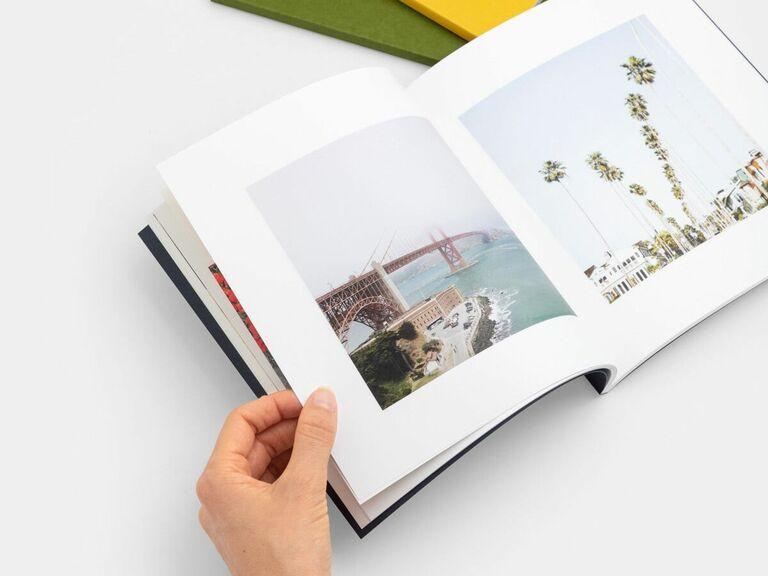 photo album romantic gift for wife