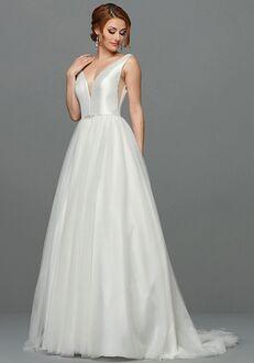 Avery Austin Zoe A-Line Wedding Dress