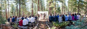 Intimate Woodland Ceremony