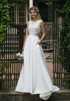 Sincerity Bridal 44044 Ball Gown Wedding Dress