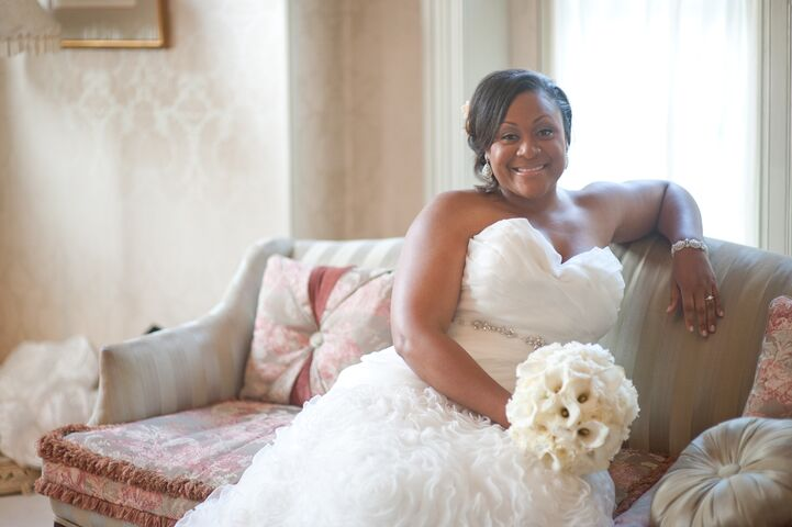Curvaceous Couture Bridal featuring plus size samples - Columbia, MD